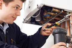 only use certified Salisbury heating engineers for repair work